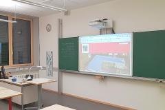 Neue Technik im Klassenzimmer