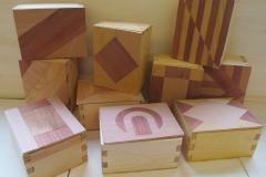 1 10F gesamt Holzkästchen